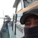 佐島港からジギング2015