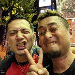 新宿ZircoTOKYOへ大阪で知り合ったBEYONDのヨシモに会いに行ってきた