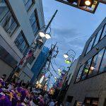初めての長距離移動!阿波おどりの高円寺を出発して神奈川〜青森まで一気に駆け上がる