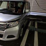 中野サンプラザのタイムズレンタカーで車を借りてきた