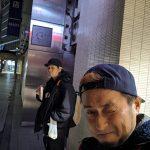 真夜中の新宿駅集合から700キロ先の尾道へ一気に移動