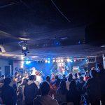 今年最後のライブハウスは新宿ACBでTAKEさんド!!
