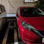 日産ノートe-POWERという車の乗り心地