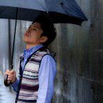 小雨がぱらついた東京の夜はスタジオと通販発送業務デー
