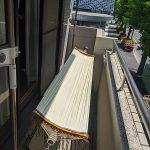 中止になったYUKIDOKE TOUR2020初日の八戸FORMEと夕涼みのベランダハンモック