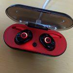 BluetoothイヤホンWY-K18をAmazonで購入