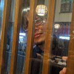 仕事帰りの一杯と、高円寺のKATA-BARへサテライト上映のお礼