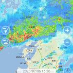 九州地方の大雨で仲間たちの事がとても心配…