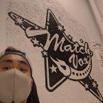 八王子MATCHVOXで元気堂の田中企画のアコースティックライブ