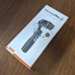 ジンバルと呼ばれるスタビライザーのHohem社製iSteadyPro3を購入