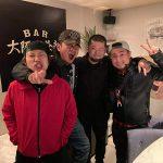 大阪喫茶部でジャガーとタクヤさんとアコースティック