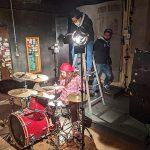 弾丸移動の磐田FM STAGEでSHACHIのMVの撮影
