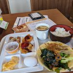 中野のCOCO'Sのモーニングバイキングで朝からお腹いっぱい