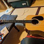 ワンマン前日のギターメンテナンスDAY