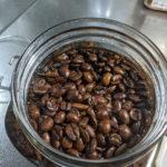 木挽BLUEと業務スーパーのコーヒー豆の組み合わせでリベンジのコーヒー焼酎