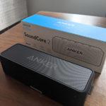 SoundLinkの廉価版?のBluetoothスピーカーANKERのSoundcore2を購入